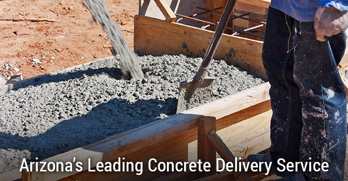 Concrete Short Load Mesa AZ